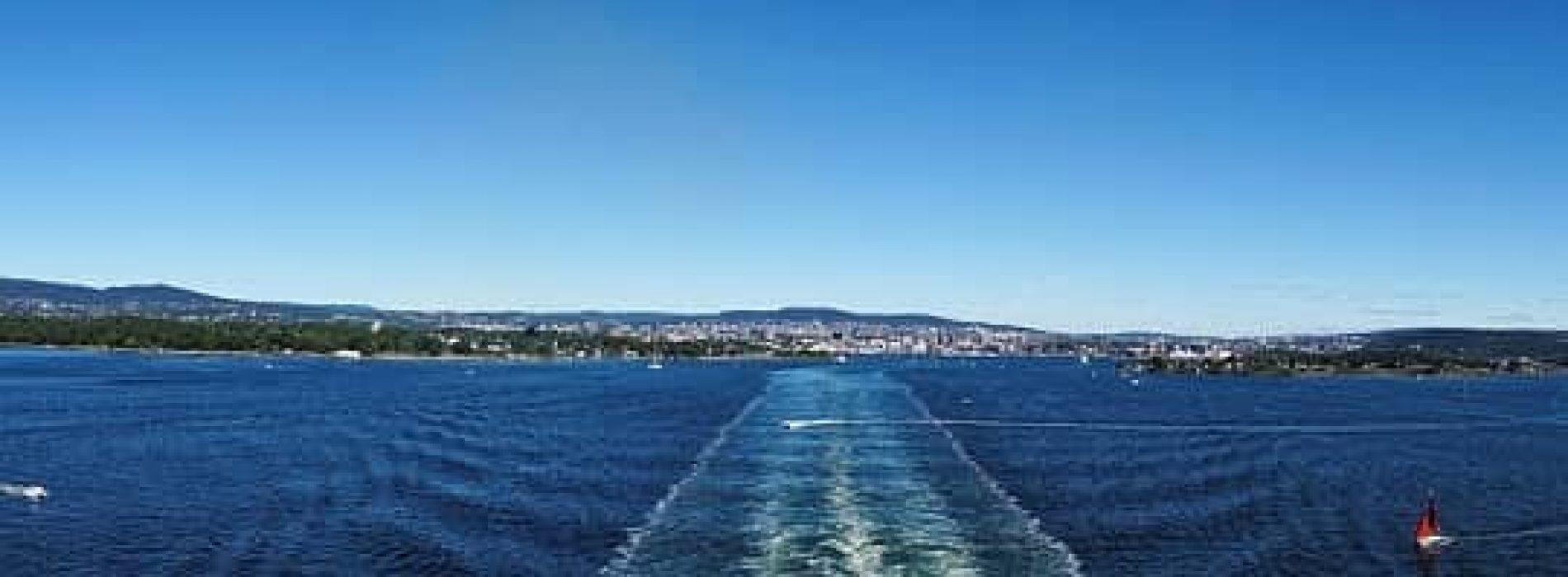 Båttur på Oslofjorden, du har mange type båter å velge i