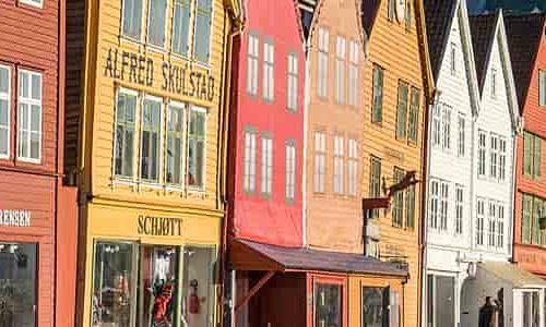 Byvandring – Turist i egen by