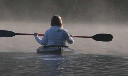 Starte med kajakk padling?